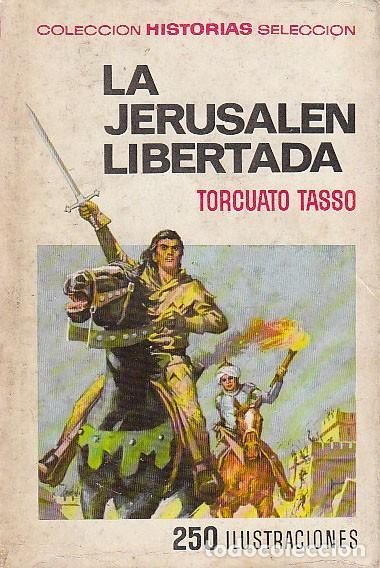 LA JERUSALEN LIBERTADA DE TORCUATO TASSO, CLASICOS JUVENILES Nº 26 (Tebeos y Comics - Bruguera - Historias Selección)