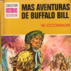 Tebeos: MÁS AVENTURAS DE BUFFALO BILL, COLECCIÓN GRANDES AVENTURAS Nº 4, DIBUJOS: FELIPE HERRANZ, AÑO 1978. Lote 193632428