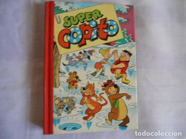 TRES LIBROS DE COMICS SUPER COPITO (Tebeos y Comics - Bruguera - Bravo)