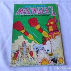 Tebeos: SUPER AVENTURAS MAZINGER -- Z. Lote 193711421