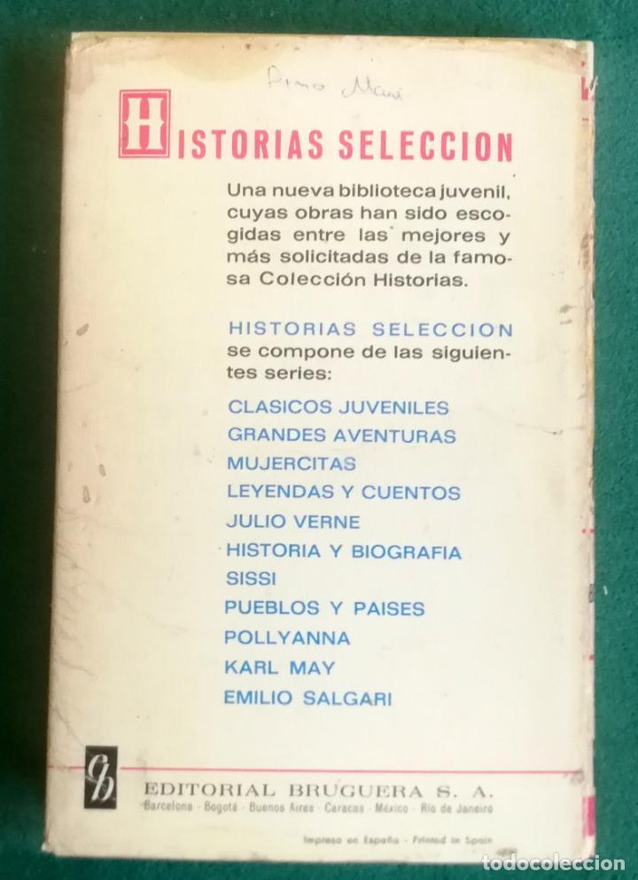 Tebeos: HISTORIAS SELECCIÓN - BERNADETTE 6/73 - SERIE HISTORIA Y BIOGRAFÍA 5 - Foto 3 - 193719280