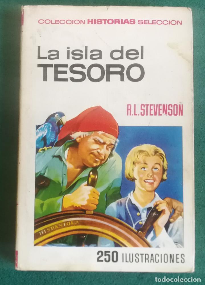 Tebeos: HISTORIAS SELECCIÓN - LA ISLA DEL TESORO 1/67 - SERIE CLASICOS JUVENILES 1 - Foto 2 - 193723567