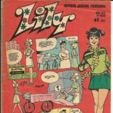 Tebeos: LILY Nº 1055 - AÑO 1982 - POSTER ANA BELEN. Lote 193761447