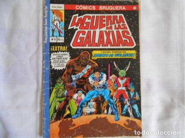 Tebeos: COMICS DOS DE LA GUERRA DE LAS GALAXIAS Y UNO LA MOSCA HUMANA - Foto 2 - 193772308