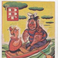Tebeos: DDT. Nº 245. EDITORIAL BRUGUERA.. Lote 193794911
