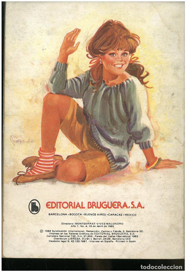 Tebeos: ESTHER. Nº 4. SOLO PARA ROMANTICAS. 1983. C-16 - Foto 2 - 193823782