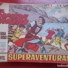 Tebeos: LOTE 83 TEBEOS EL CAPITAN TRUENO SUPERAVENTURAS ED. BRUGUERA VER NUMEROS. Lote 193824828