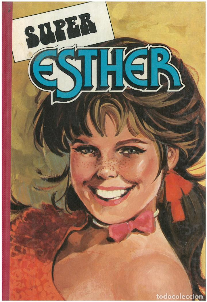 Tebeos: SUPER ESTHER. Nº 6. ESTHER Y SU MUNDO 1983. C-16 - Foto 1 - 193825147