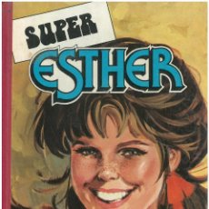 Tebeos: SUPER ESTHER. Nº 6. ESTHER Y SU MUNDO 1983. C-16. Lote 193825147