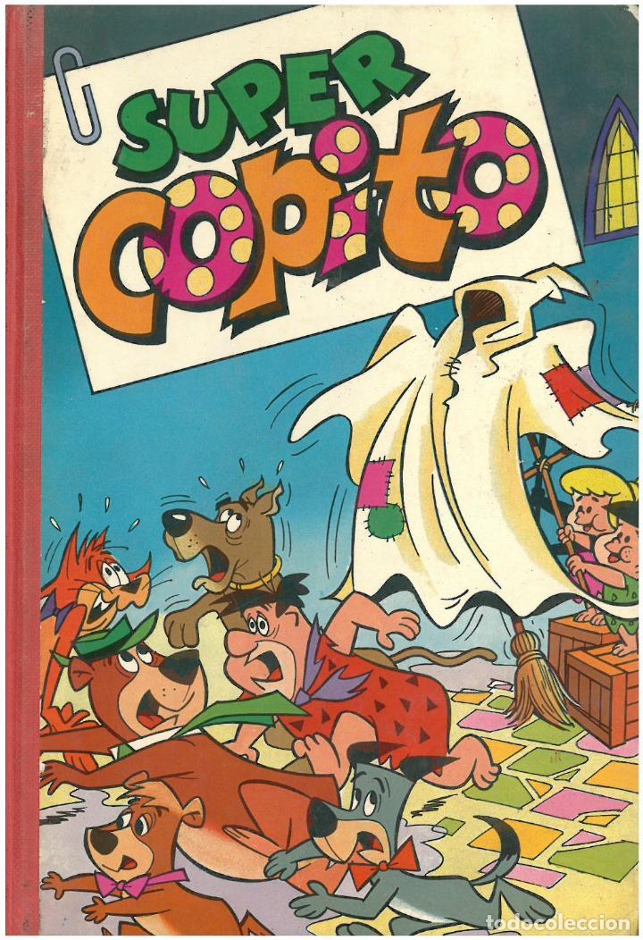 SUPER COPITO. Nº 3. C-16 (Tebeos y Comics - Bruguera - Esther)