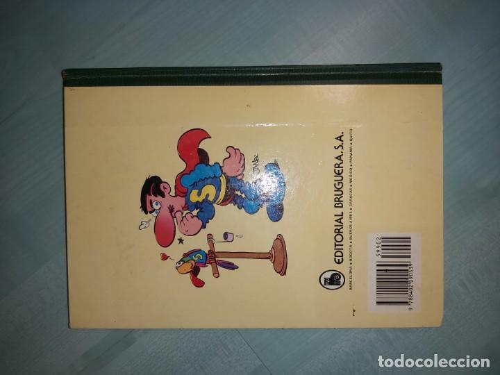 Tebeos: SUPERLÓPEZ SUPER LÓPEZ ED. BRUGUERA N 1 JAN 2ª ED. OCT 1983 - Foto 3 - 193881752