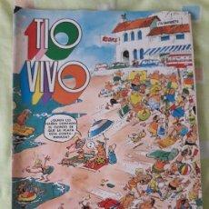 Tebeos: COMIC 'TIO VIVO EXTRA DE VERANO' DE EDITORIAL BRUGUERA. Lote 193900376