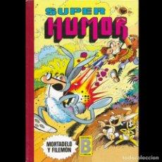 Tebeos: SUPER HUMOR 5. B. MORTADELO Y FILEMON. OFERTA 2X1. Lote 193907632