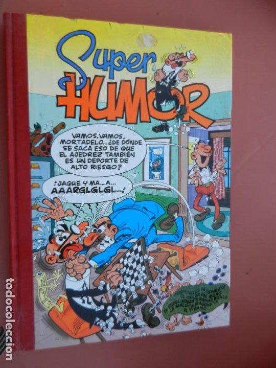 SUPER HUMOR Nº 31 - MORTADELO Y FILEMÓN - EDICIONES B - 1ª EDICIÓN 1999. (Tebeos y Comics - Bruguera - Super Humor)