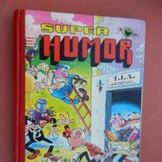 Tebeos: SUPER HUMOR Nº 23 - MORTADELO Y FILEMÓN - EDICIONES B - 1ª EDICIÓN 1989.. Lote 193925441