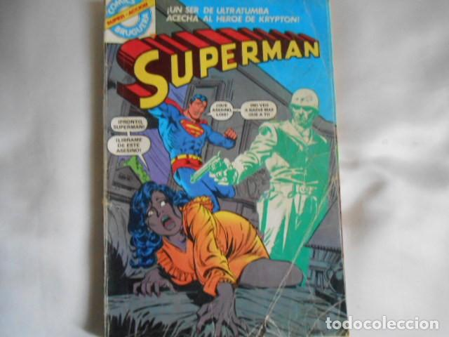 SUPERMAN Y SPERDIMAN ( ANTIGÜOS Y VARIADOS) (Tebeos y Comics - Bruguera - Bravo)