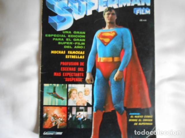 Tebeos: SUPERMAN Y SPERDIMAN ( Antigüos y variados) - Foto 2 - 193937673