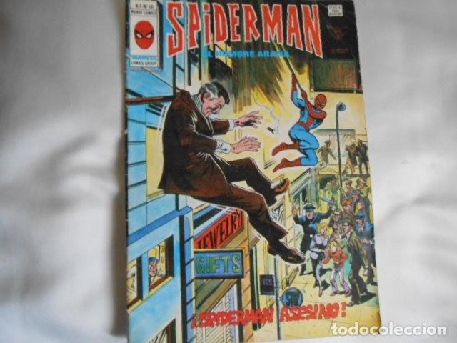 Tebeos: SUPERMAN Y SPERDIMAN ( Antigüos y variados) - Foto 3 - 193937673