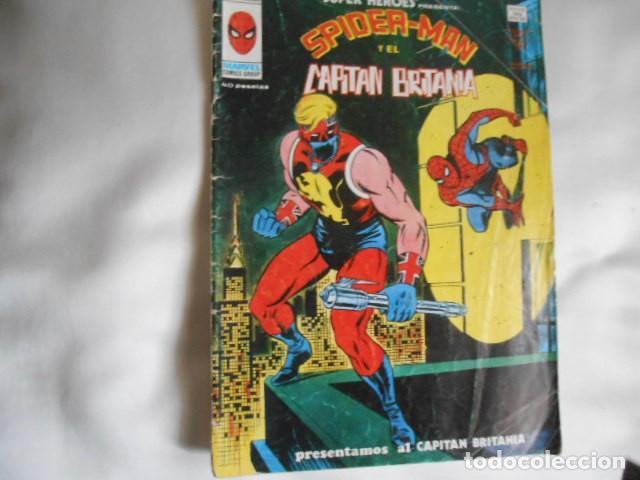 Tebeos: SUPERMAN Y SPERDIMAN ( Antigüos y variados) - Foto 4 - 193937673