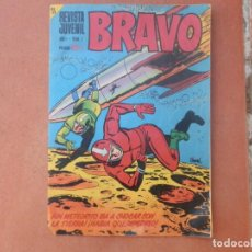 Tebeos: REVISTA JUVENIL BRAVO AÑO I, Nº 1 BRUGUERA. PRECIO 5 PTS.. Lote 193944945
