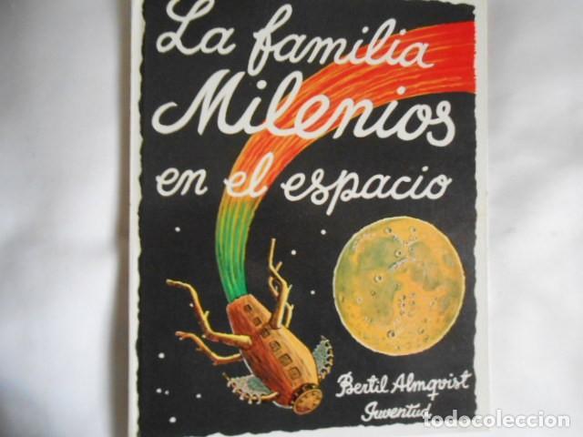 LIBRO JUVENIL LA FAMILIA MILENIOS EN EL ESPACIO (Tebeos y Comics - Bruguera - Bravo)