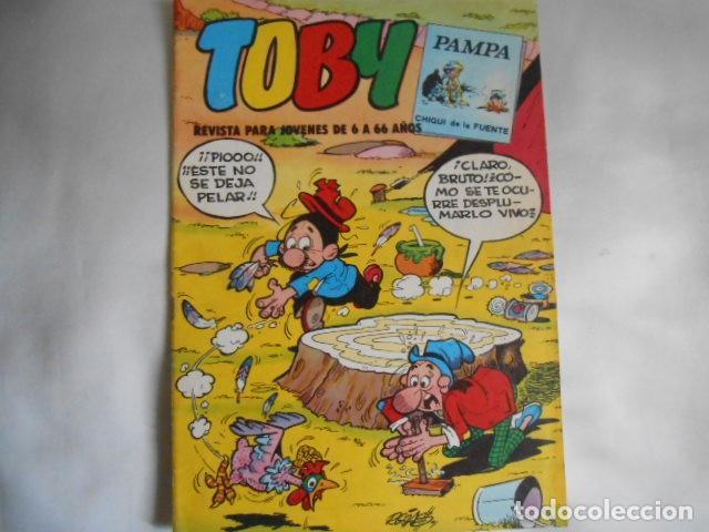 TIO V I V O Y T O B Y (Tebeos y Comics - Bruguera - Tio Vivo)