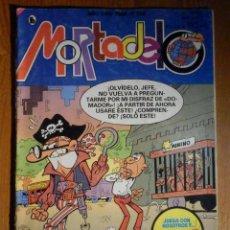 Tebeos: TEBEO MORTADELO Y FILEMÓN - AÑO XVIII - Nº 259 - EDITORIAL BRUGUERA - 1986. Lote 193977701