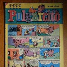 Tebeos: TEBEO PULGARCITO AÑO LIX Nº 2488 - 1979. Lote 193977825
