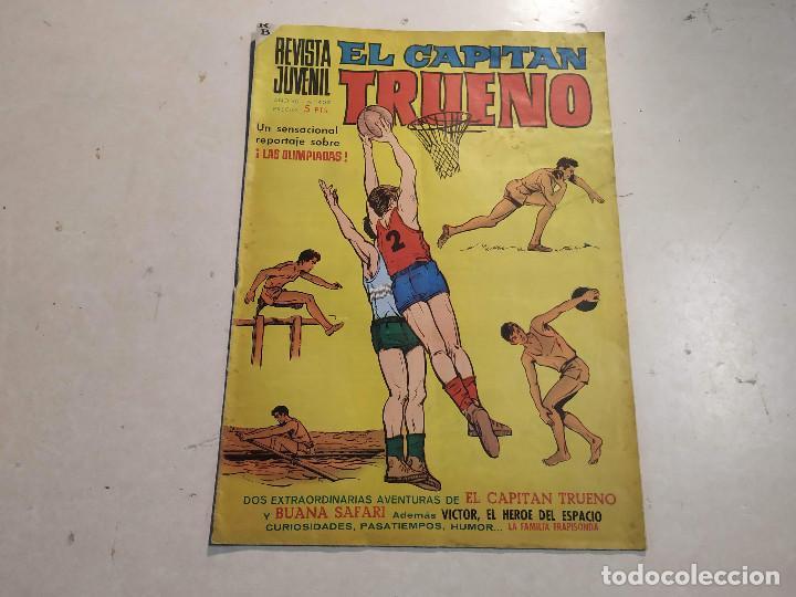 EL CAPITÁN TRUENO EXTRA Nº 402 - ¡LAS OLIMPIADAS! (Tebeos y Comics - Bruguera - Capitán Trueno)