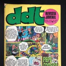 Tebeos: DDT 477 - DE DISTRIBUIDORA, SIN LEER. Lote 194074182