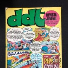 Tebeos: DDT 479 - DE DISTRIBUIDORA, SIN LEER. Lote 194074633