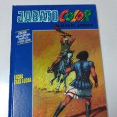Tebeos: EL JABATO COLOR NÚMERO 7 EDICIÓN 2010 EDITORIAL PLANETA. Lote 194075005
