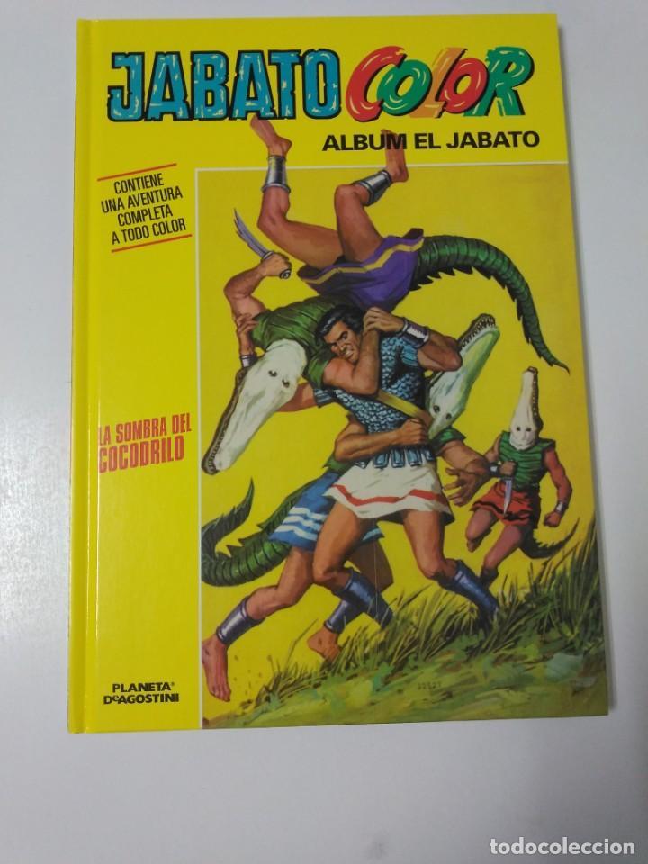 EL JABATO COLOR NÚMERO 9 EDICIÓN 2010 EDITORIAL PLANETA (Tebeos y Comics - Bruguera - Jabato)
