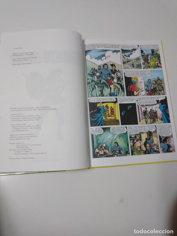 Tebeos: El Jabato Color número 9 Edición 2010 Editorial Planeta - Foto 4 - 194075600