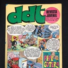 Tebeos: DDT 486 - DE DISTRIBUIDORA, SIN LEER. Lote 194077027