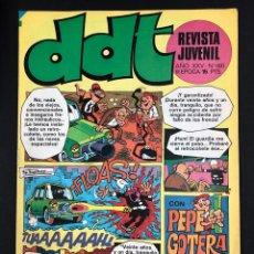 Tebeos: DDT 491 - DE DISTRIBUIDORA, SIN LEER. Lote 194077197