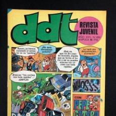 Tebeos: DDT 492 - DE DISTRIBUIDORA, SIN LEER. Lote 194077361