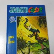 Tebeos: EL JABATO COLOR NÚMERO 27 EDICIÓN 2010 EDITORIAL PLANETA. Lote 194080925
