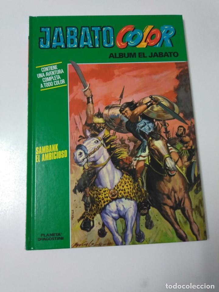 EL JABATO COLOR NÚMERO 32 EDICIÓN 2010 EDITORIAL PLANETA (Tebeos y Comics - Bruguera - Jabato)