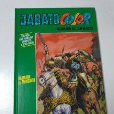 Tebeos: EL JABATO COLOR NÚMERO 32 EDICIÓN 2010 EDITORIAL PLANETA. Lote 194081292