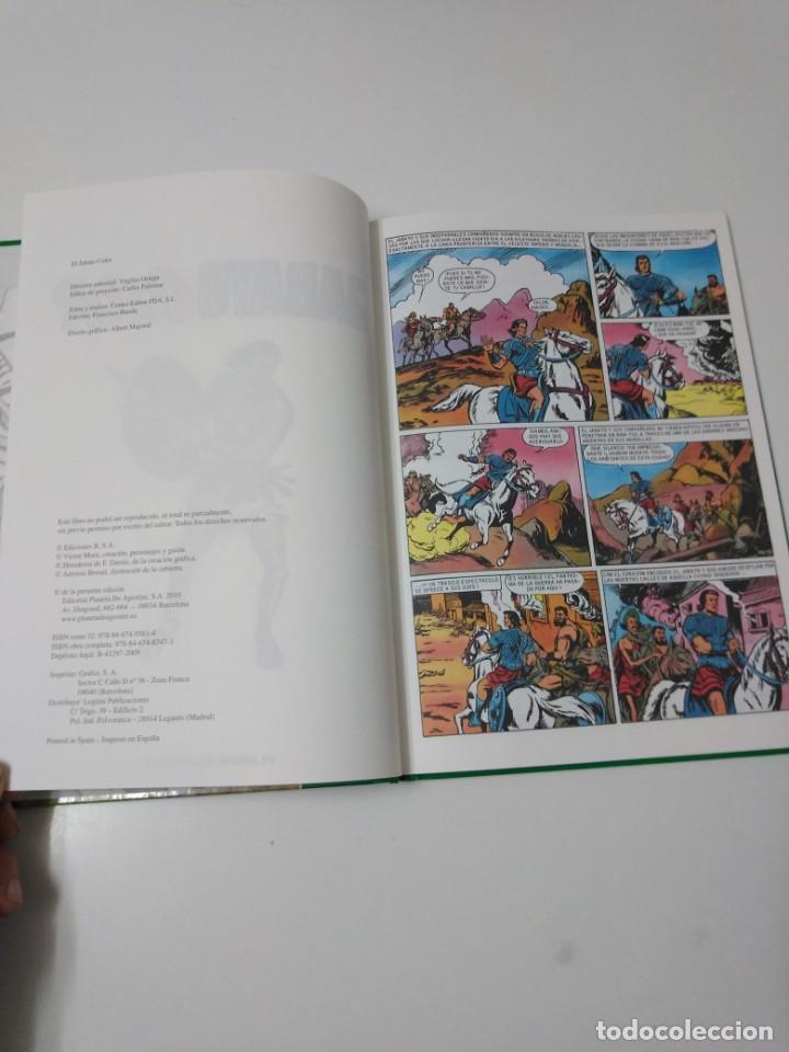 Tebeos: El Jabato Color número 32 Edición 2010 Editorial Planeta - Foto 4 - 194081292