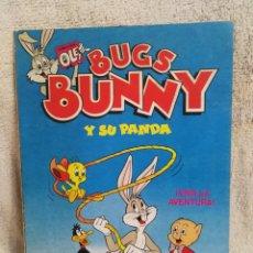 Tebeos: BUGS BUNNY Y SU PANDA. COLECCION OLE. BRUGUERA. NUMERO 3. Lote 194108547