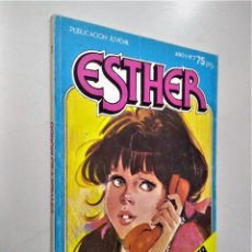 Tebeos: ESTHER Nº 7 | ME GUSTA SOÑAR | BRUGUERA 1982. Lote 194120175