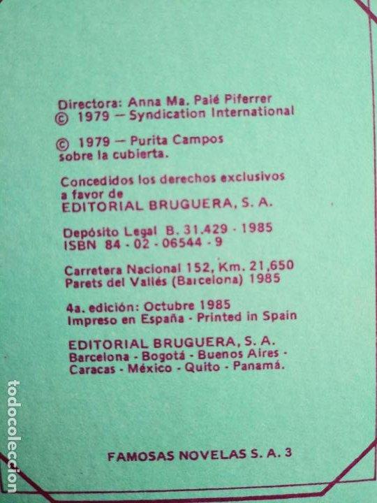 Tebeos: Esther Purita Campos nº 3 serie azul 4ª edición 1985 tapa dura - Foto 2 - 194123363