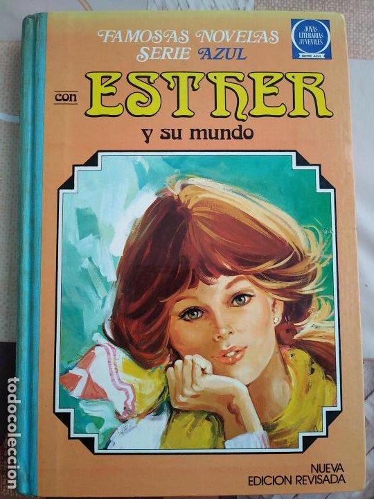 ESTHER PURITA CAMPOS Nº 3 SERIE AZUL 4ª EDICIÓN 1985 TAPA DURA (Tebeos y Comics - Bruguera - Esther)