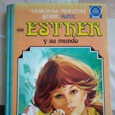 Tebeos: ESTHER PURITA CAMPOS Nº 3 SERIE AZUL 4ª EDICIÓN 1985 TAPA DURA . Lote 194123363