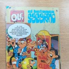 Tebeos: EL BOTONES SACARINO (OLE #314 - 1ª EDICION MARZO 1986). Lote 194140561