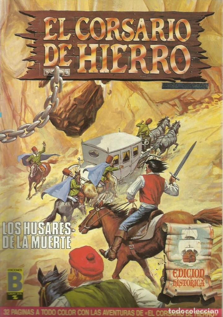 EL CORSARIO DE HIERRO -- EDICION HISTORICA --NUMERO 20 (Tebeos y Comics - Bruguera - Corsario de Hierro)