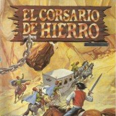 Tebeos: EL CORSARIO DE HIERRO -- EDICION HISTORICA --NUMERO 20. Lote 194146626