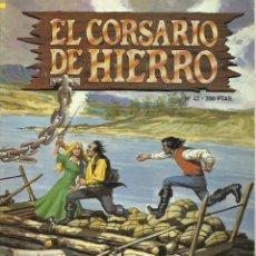 Tebeos: EL CORSARIO DE HIERRO -- EDICION HISTORICA --NUMERO 42. Lote 194146766